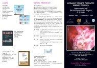 HT CONGRESSI OTTOBRE 2006 - Policlinico S.Orsola-Malpighi