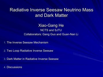 Radiative Inverse Seesaw Neutrino Mass and Dark Matter