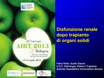Garosi - Presentazione in versione PDF - AIRT