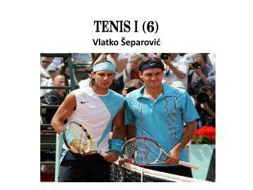 TENIS I (6) - Tenis As