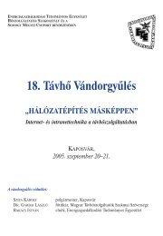 18. Távhő Vándorgyűlés, Kaposvár - trivent.hu