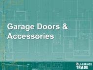 Garage Doors & Accessories - Whole of House - Bunnings