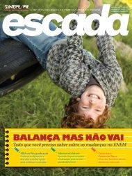 BALANÇA MAS NÃO VAI - Revista Escada
