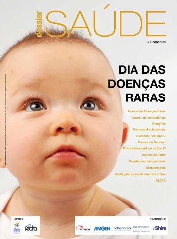DIA DAS DoEnçAS rArAS - Portal da Saúde
