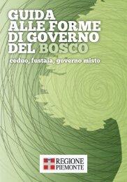 guida alle forme di governo del bosco - VAS FVG Alto Livenza