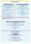 II World Congress on Hypospadias and Disorders of ... - IPOSPADIA - Page 2