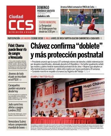 29/04/12 - Ciudad CCS
