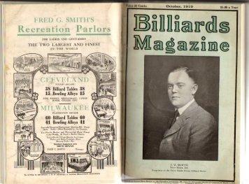 Billiards Magazine