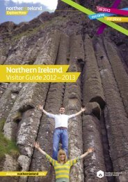Visitor Guide - Discover Northern Ireland