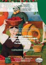 Catalogo Espositori 2012 - FRUTTI ANTICHI