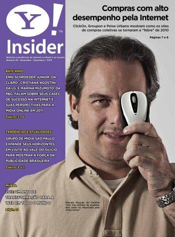 Insider - Yahoo! Publicidade