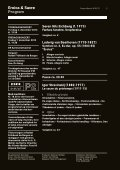 Eroica & Sacre DR SymfoniOrkestret Dirigent: Rafael Frühbeck de ... - Page 2