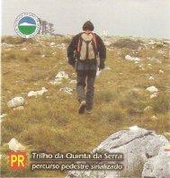 Folheto e Mapa Versão1 - Walking Portugal