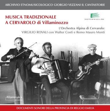 CD Cervarolo - Comune di Reggio Emilia