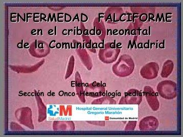 Enfermedad de Células Falciforme y otras ... - aecne