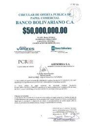 Descargar PDF - Bolsa de valores Quito