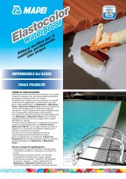 ELASTOCOLOR WATERPROOF - Mapei