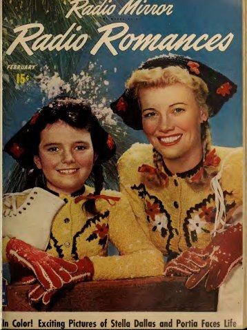 Radio Romances 4502.pdf - Old Time Radio Researchers Group