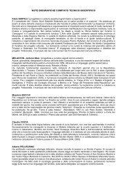 note biografiche - Centro Studi Gabriele Galantara