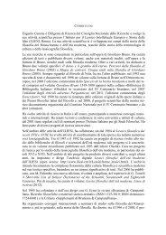 Curriculum 1 - Lessico Intellettuale Europeo e Storia delle Idee - Cnr