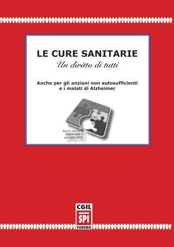 LE CURE SANITARIE Un diritto di tutti - Fondazione Promozione ...