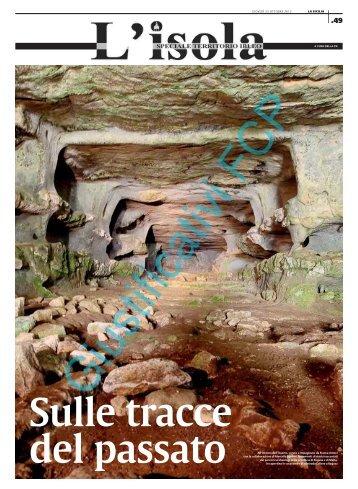 All'interno dell'inserto, curato e impaginato da Franca ... - Archaeotur