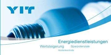 Energiedienstleistungen - YIT