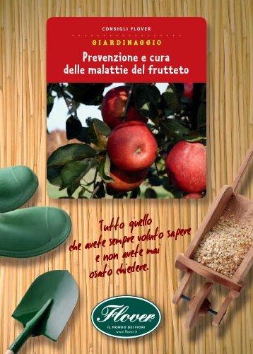 Prevenzione e cura delle malattie del frutteto - Flover
