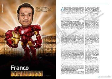 Il personaggio: Franco Comanducci