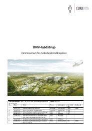 Kommissorium - Det nye hospital i Vest - Region Midtjylland