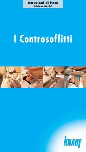 Manuale Posa I Controsoffitti - Knauf