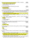 Prova Scritta estratta con risposte esatte e punteggi attribuiti - Page 2