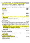 Prova Scritta estratta con risposte esatte e punteggi attribuiti - Page 3
