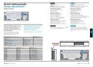 93 tasti ridotta pannello 93 keys reduced panel Alfa-Graf 2 - GRAFOS
