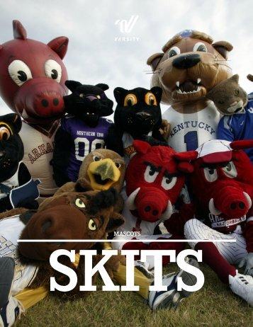 Mascots - Varsity.com