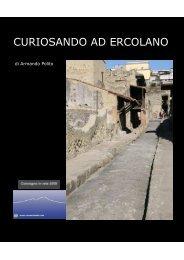 CURIOSANDO AD ERCOLANO - Vesuvioweb.com