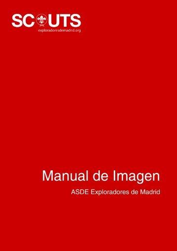 ASDE Exploradores de Madrid - Manual de Imagen.pub