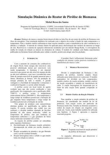 Trabalho Métodos - Programa de Engenharia Química - COPPE ...