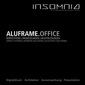 Insomnia - Aluframe OFFICE