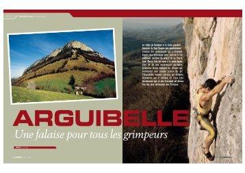 Une falaise pour tous les grimpeurs - Manuel Suarez