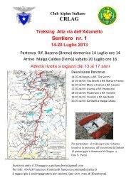 Download - Gruppo di Alpinismo Giovanile