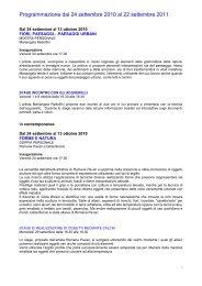 Brochure ARTE - Città di Torino