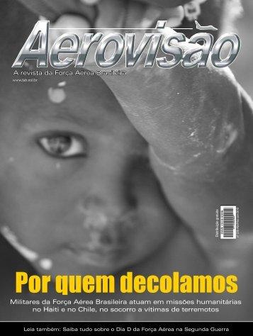 Aerovisão – Por quem decolamos - Força Aérea Brasileira