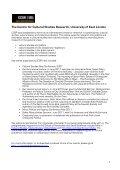 Radical Foucault programme final 2 - CCSR   UEL - Page 3