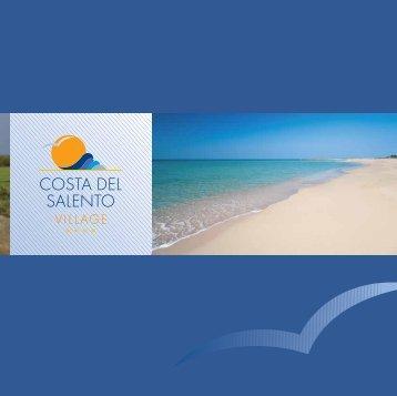 brochure - Costa del Salento