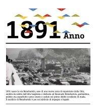 1891 nasce la via Notarbartolo, asse di una nuova zona di ...