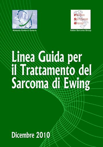 Linee Guida per il Trattamento del Sarcoma di Ewing
