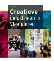 Visienota Creatieve Industrieën in Vlaanderen - VVSG