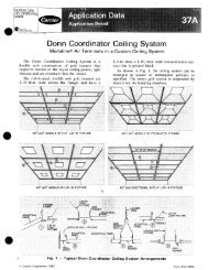 Air Conditioning - Carrier