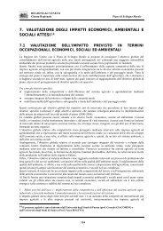 Valutazione ex ante - Regione Veneto